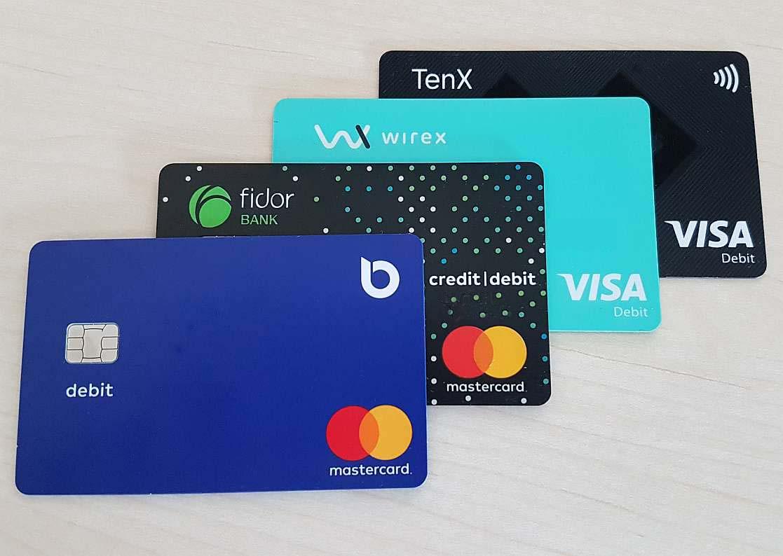 krypto-kreditkarte