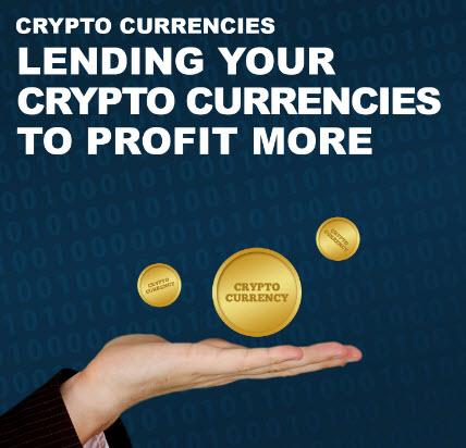 Geld verdienen met uitlenen van cryptocurrency