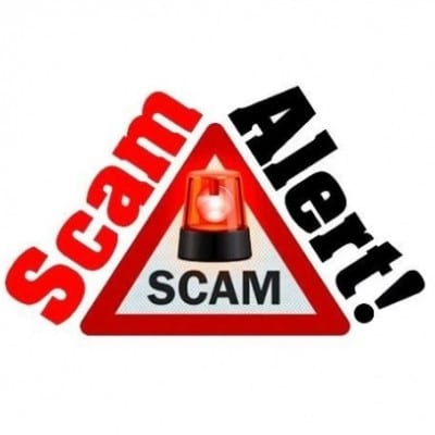 Group logo of Scam alerts