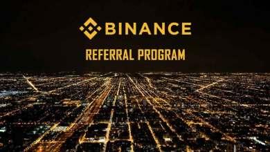 binance referral