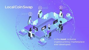 Local Coin Swap, the decentralized P2P crypto marketplace