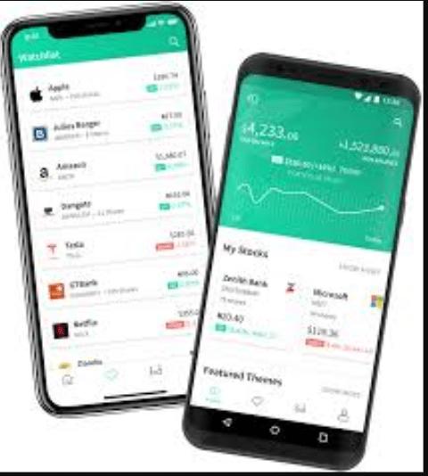 Stock trading apps in Nigeria