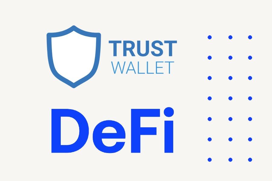 Trust wallet defi