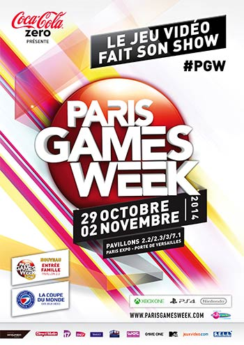 PARISGAMESWEEK 2014