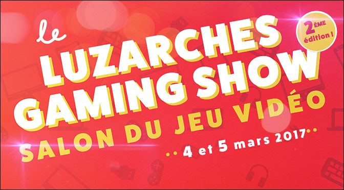 LUZARCHES GAMING SHOW