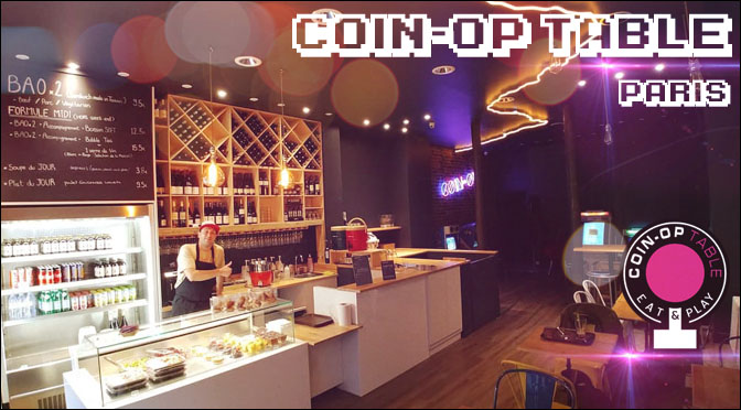COIN-OP TABLE