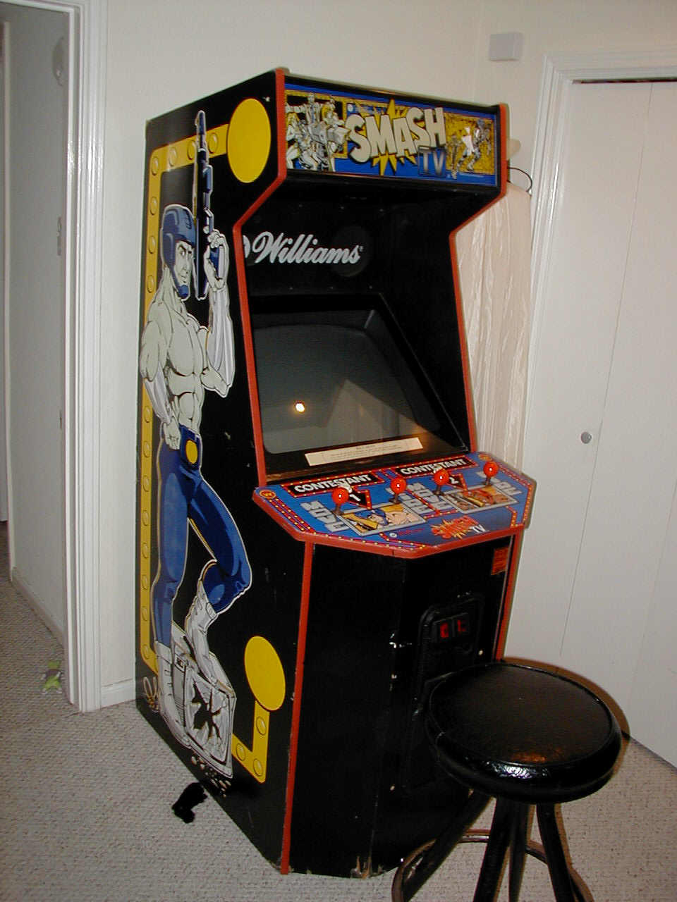 Chris MAME Cabinet