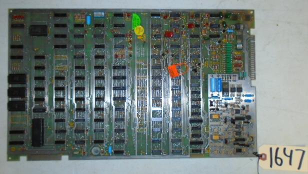 ASTEROIDS Arcade Machine Game PCB Printed Circuit Board