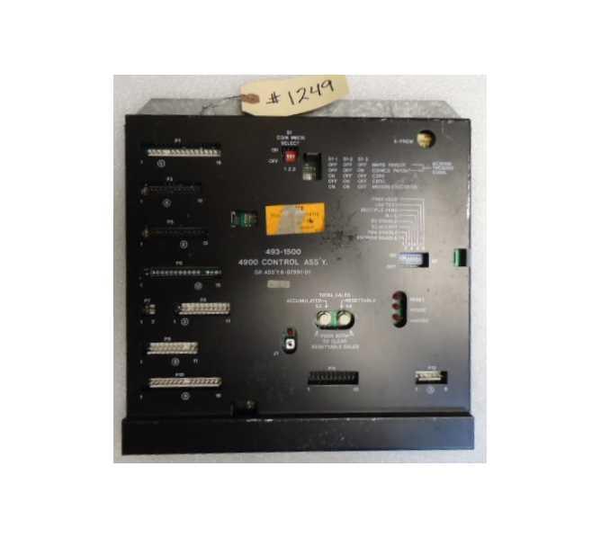 No Ivmc 8 Vending Machine Control Board Circuit Diagram