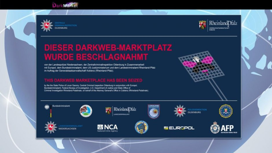 Darknet Giant Darkmarket Shut Down, Alleged Operator Arrested