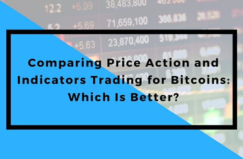 Comparing Price Action and Indicators Trading for Bitcoins: Which Is Better?