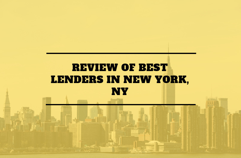 Review of Various Lenders in New York, NY