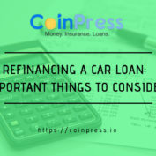 Refinancing a Car Loan: Important Things to Consider