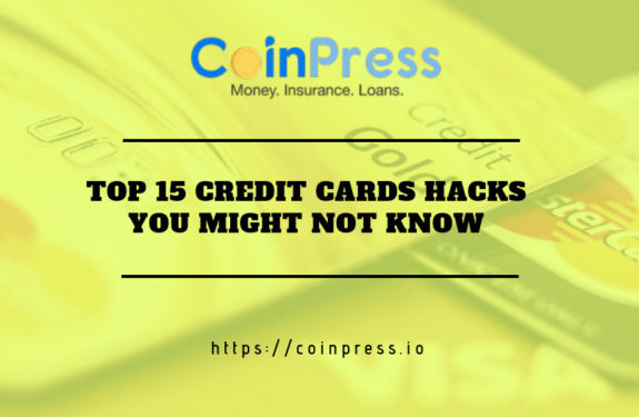 Top 15 Credit Cards Hacks You Might Not Know