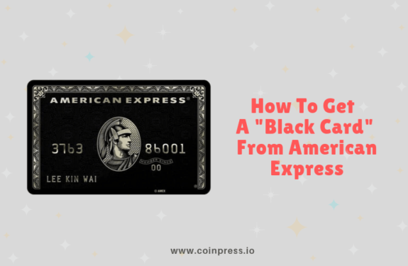 "How To Get A ""Black Card"" From American Express"