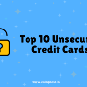 Top 10 Unsecured Credit Cards
