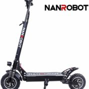 NANROBOT D4+ Pro High Speed Electric Scooter