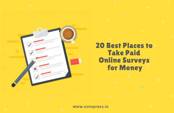 20 Best Places to Take Paid Online Surveys for Money