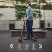 Segway Ninebot ES4 Folding Electric Kick Scooter