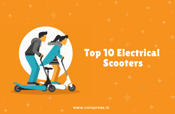 Top 10 Electrical Scooters
