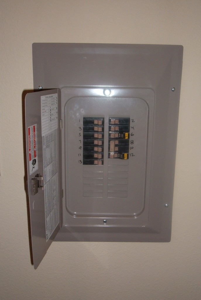 Eaton Breaker Panel Wiring Diagram