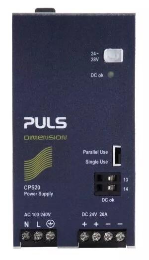 Fuente de poder PULS CPS20.241 en coinsamatik 3 e1628788981567