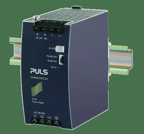 Fuente de poder PULS CT10.241 en coinsamatik 1 e1628788961341