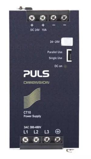 Fuente de poder PULS CT10.241 en coinsamatik 3 e1628788944436