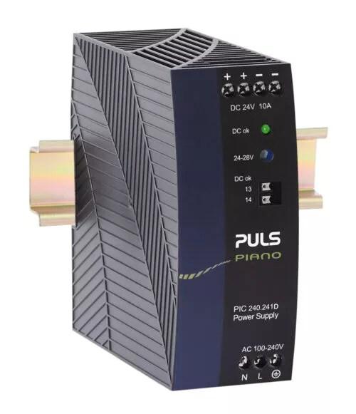Fuente de poder PULS PC10.241D en coinsamatik 2 e1628788684780