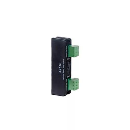 GF Signet 3 9900 393 Módulo de Relevadores 2DCR Relevador de Contacto Seco en COINSAMATIK 1
