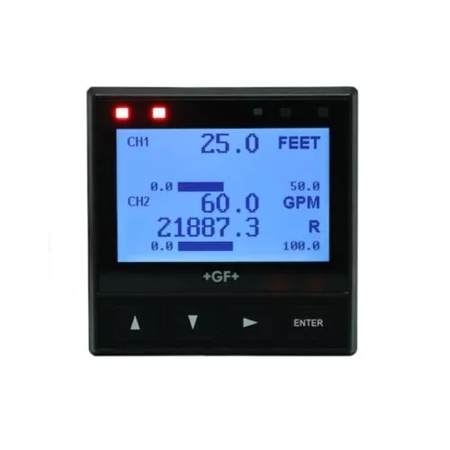 GF Signet 3 9950 1 Transmisor de Doble Canal en COINSAMATIK e1628788554112