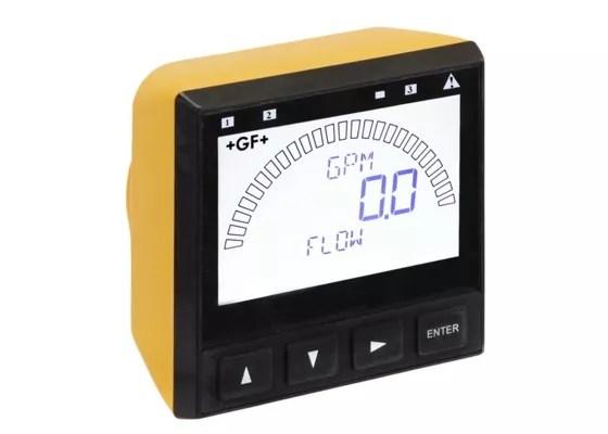 Transmisor de Montaje en Panel GF Signet Modelo 3 9900 1P 2