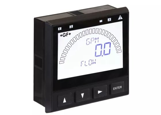 Transmisor de Montaje en Panel GF Signet Modelo 3 9900 1P