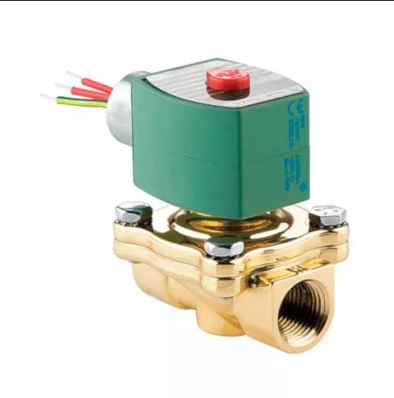 Válvula Solenoide ASCO 8210 Electroválvula de 2 vías para Usos Generales en COINSAMATIK 1