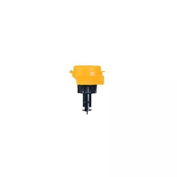 Sensor de Flujo GF Tipo Paleta Cuerpo Polipropileno de Diametro 0 5 4 SALIDA PULSOS SWITCH DCR