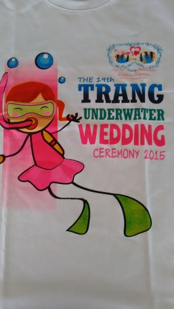 My Trang T-shirt (I still have it)
