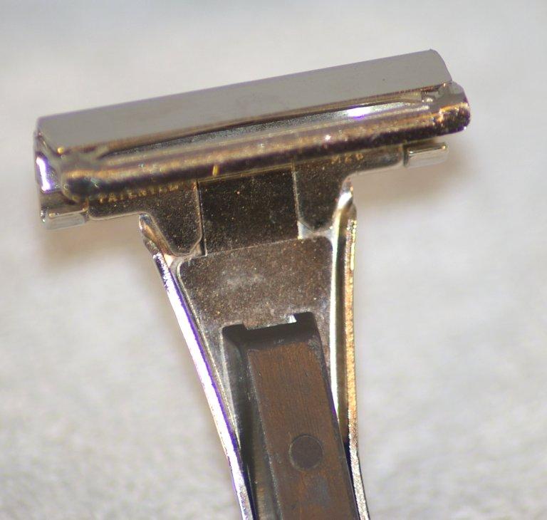 Schick Eversharp Injector Razor Type L1e From 1965