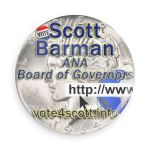 Scott Barman for ANA Board of Governors