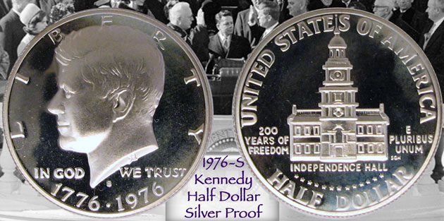 Using the enhanced uncirculated treatment, if a 2014-S coin paid tribute to the Bicentennial reverse, can you imagine how good that would look?