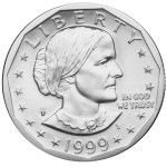 The Susan B. Anthony dollar coin was introduced in 1979 with much fanfare for being the first coin to honor a woman. The coin was a failure because it was confused with a quarter