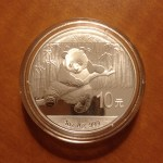 I did buy this 2014 Chinese Silver Panda. I love the Pandas!