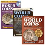 Standard Catalog of World Coins CD set covering 1601-1900