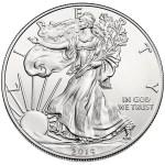 2014 American Silver Eagle