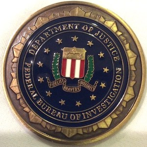 FBI 100th Anniversary-obv