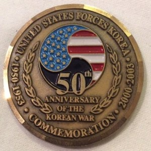 US Forces Korea 50th Anniversary-obv