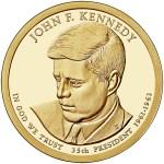 2015 John F. Kennedy Dollar