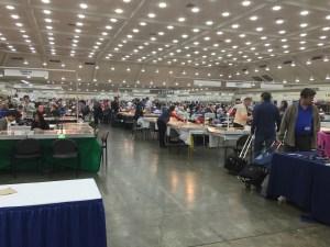Whitman Expo Floor