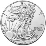 2015 American Silver Eagle Bullion Coin