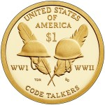 2016 Native American $1 Code Talkers