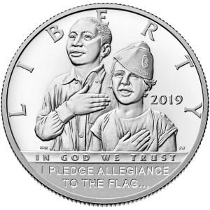 American Legion 100th Anniversary Commemorative Half-Dollar